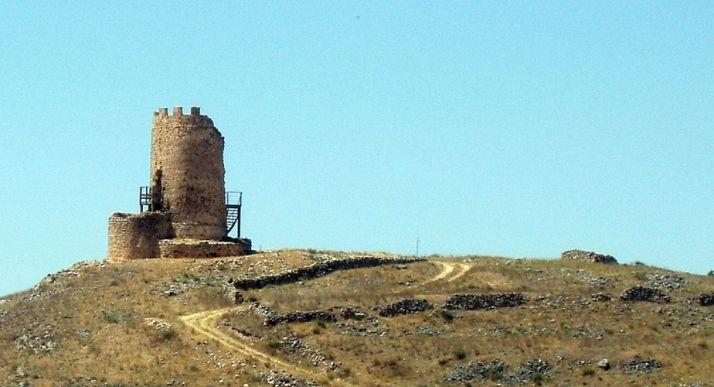 Atalayas musulmanas en el sur de Soria.