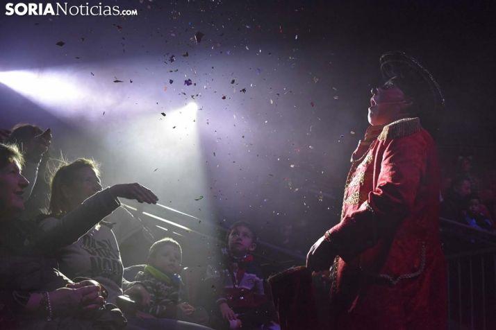 FOTOS: Una tarde de sueños e ilusión en el circo