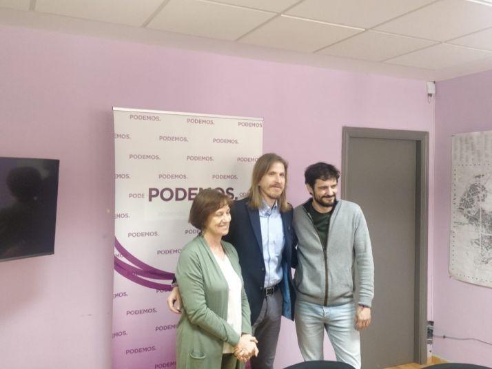 Foto 1 - Podemos promete un plan para Soria con 100M€ en 4 años