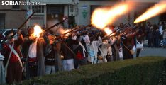 FOTOS: Salvas de honor para los ahorcados en la Guerra de la Independencia