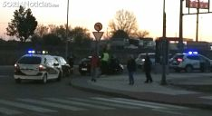 Imagen del lugar del accidente. /SN