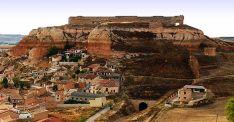 Imagen del castillo de San Esteban de Gormaz.