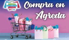 Ayuntamiento y comerciantes de Ágreda inician una campaña para alentar el consumo