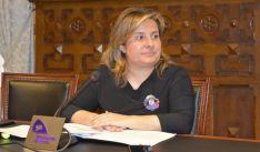 Esther Pérez, vicepresidenta de la DIputación de Soria