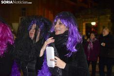 Entierro de la Sardina del Carnaval de Soria. /SN