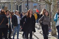 Día de la Mujer 2019 en Soria.
