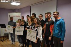 Una imagen de la entrega de los premios. /SN