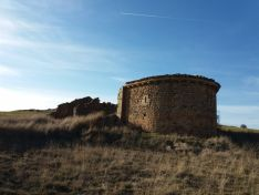 Una imagen del templo. /Hispania Nostra