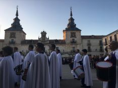 El Burgo celebra su I Exaltación de la corneta y el tambor