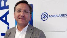 Gerardo Martínez, alcalde de Ólvega.