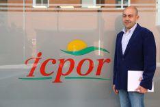 Julián Redondo, gerente de la sociedad ICPOR.