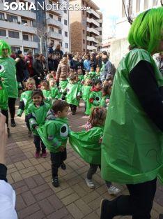 Carnaval en el Infantes de Lara