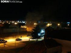 Fuego en Santa Bárbara. CV