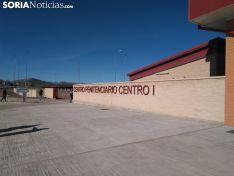 Visita institucional al nuevo centro penitenciario de Soria. /SN