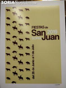 Carteles de las Fiestas de San Juan 2019