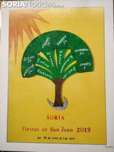 Carteles Fiestas de San Juan 2019