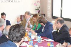 """Foto 6 - Tudanca promete """"más medidas y más financiación"""" y """"menos fotos"""" contra la despoblación"""