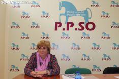 María Jesús Ruiz se adhiere a la PPSO y encabezará la lista para el Senado. SN