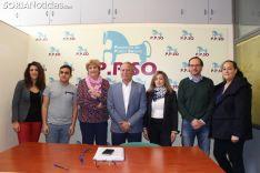 Equipo de la PPSO que representará una opción de Soria en las Generales.