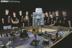 El equipo Lego del IES Machado. Carmen de Vicente