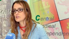 Isabel Madruga, de CSIF.