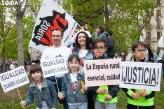 Manifestación Soria YA / María Ferrer
