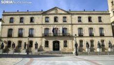 Palacio Provincial de la Diputación de Soria.