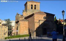 Imagen de la iglesia de San Juan de Rabananera. /SN