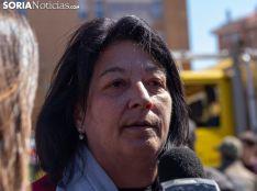 Lourdes Andrés. /Jasmín Malvesado