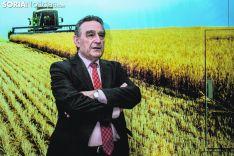El director de Soriactiva, Anselmo García.