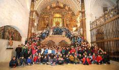 Visita al Seminario de la Diócesis Osma-Soria.