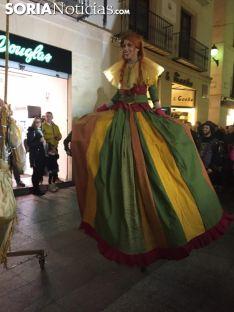 Imágenes del Desfile Infantil de Carnaval 2019.