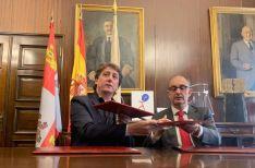Carlos Martínez y Pedro Pisonero.