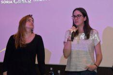 Coloquio de la II Muestra Itinerante de Cine 'Mujer y Cine PNR'.