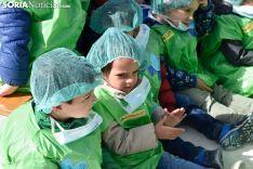 El CEIP Fuente del Rey celebra el Martes de Carnaval.