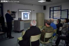 El IES Castilla conecta por videoconferencia con la Antártida