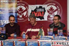 Presentación del Campano Soriano. /SN