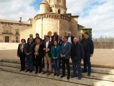 El PP presenta candidatos de la zona de Almazán acompañados por Mañueco