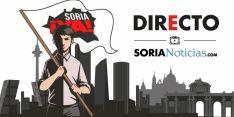 Sigue en directo y la galería de la manifestación de la #EspañaVaciada contra la despobla