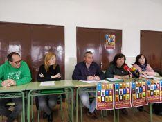 portavoces de la Junta de Personal Docente de Soria