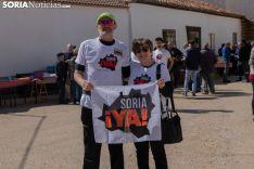 Foto 3 - FOTOS Y VIDEO: Raimundo Martínez y Margarita ya caminan hacia el Ave