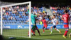 Foto 3 - En directo: El Numancia logra un merecido empate ante el Tenerife (1-1)