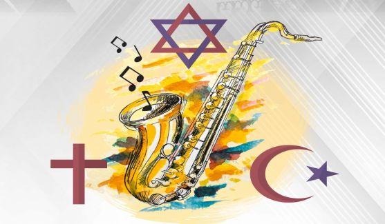 Cartel del concierto-homenaje.