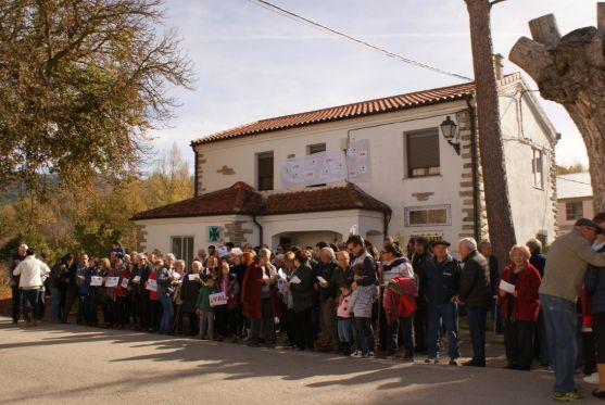 Reivindicaciones en torno al problema vinculado a la farmacia de Villar del Río.