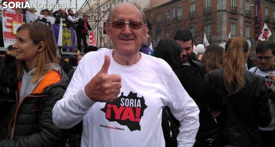 Goyo Sanz, satisfecho con la convocatoria de este 31-M. /SN