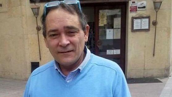 Saturnino de Gregorio, candidato soriano por Cs.