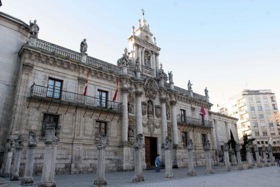 Universidad de Valladolid.