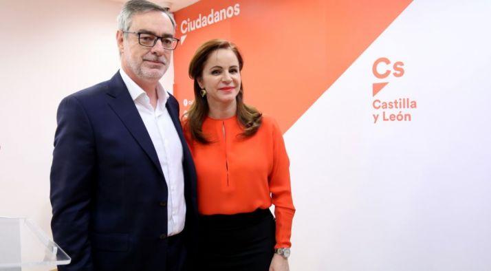 Foto 1 - Silvia Clemente gana las primarias de Ciudadanos a la presidencia de la Junta