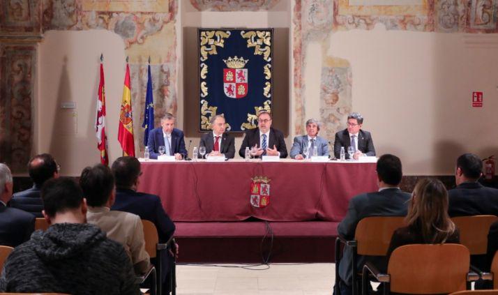 Foto 1 - Las cuatro universidades públicas de CyL constituirán un consorcio para la internacionalización de su sistema
