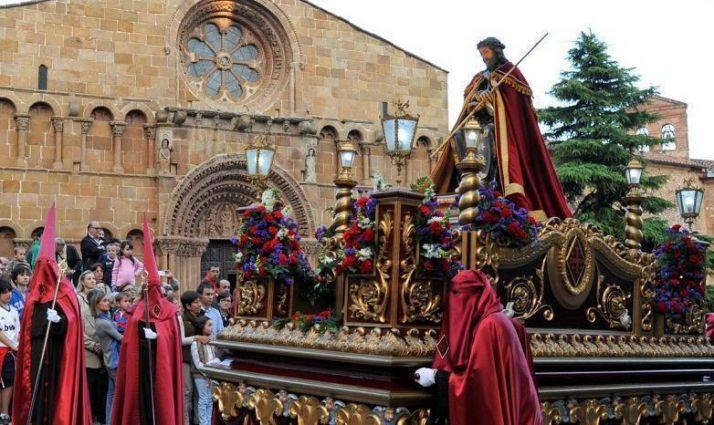 Foto 1 - Acciones promocionales en 9 países y 6 comunidades autónomas darán a conocer la Semana Santa de CyL